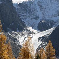 018-Ледник-Малый-Актру